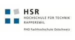 HS Rapperswil Logo  with a link to their website.