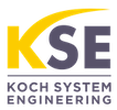Kochse Logo  with a link to their website.
